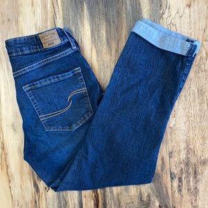 Levi Strauss Signature Midrise Boyfriend Jeans